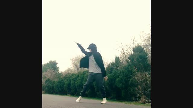 رقص زیبای آقا خوشکله