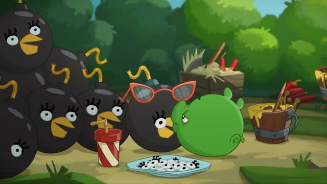 Angry Birds Toons S02 E24