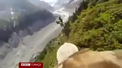 لذت پرواز با عقاب