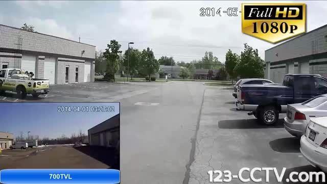 کیفیت دوربین مداربسته دام hdcvi 2 MegaPixel داهوا