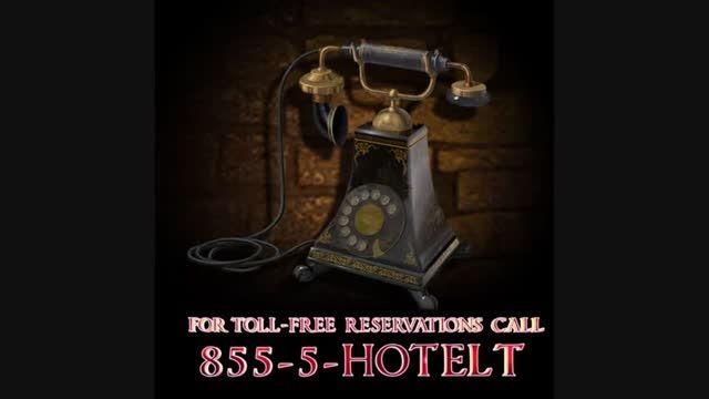 شماره تلفن هتل ترانسیلوانیا! یه جا رزرو کنید!!!