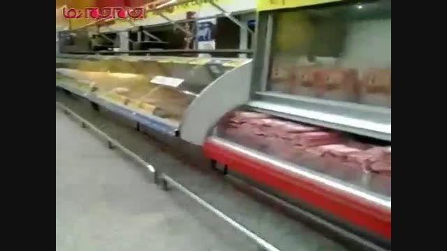 بهترین لحظه زندگی یک گربه یخچال گوشت فیلم گلچین صفاسا