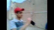 استادحسین خواجه امیری(ایرج)درشهر خالدآباد