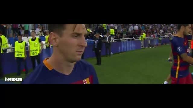 هایلایت کامل لیونل مسی مقابل سویا (سوپرکاپ)   HD