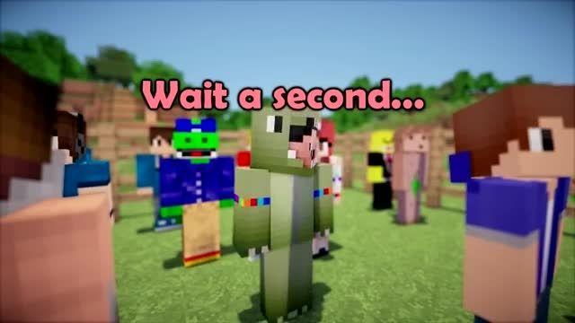 اگر جای نوچ و Exploding TNT عوض شه!!! | Minecraft