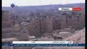 تلاش ناکام تروریستها برای اشغال شهرکی در سوریه + فیلم