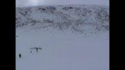 دهاقان پیست برف آستانه