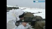 آموزش تک تیراندازان روسیه