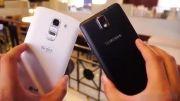 مقایسه Note 3 و LG G pro 2
