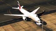 تصاویری حیرت انگیز از فرودگاه دبی در شبیه ساز پرواز