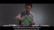 ویدیویی جالب از قطعه قطعه کردنps4
