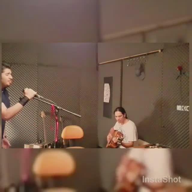 اجرای زنده آهنگ دار ( اشکان امیری)