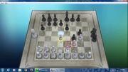 کیش و مات کردن شطرنج ویندوز7 در عرض4دقیقه و14 ثانیه