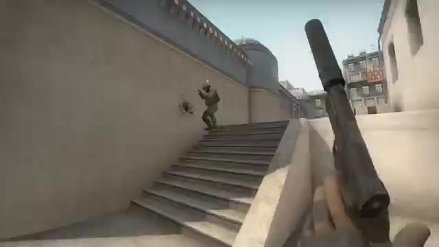 CS:GO - How to Drop your Team-mate!