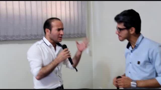 تقلید صدا سنتی و دیدنی حسن ریوندی و سمیر شکیبا