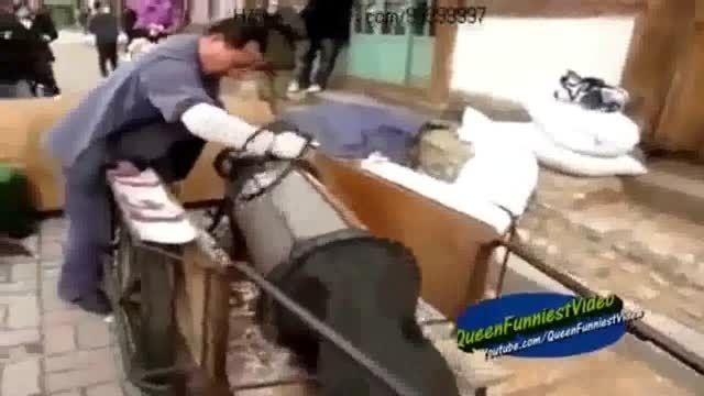 پاپ کرن درست کردن به روش چینی