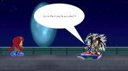کارتون جنگجویان سونیک2این قسمت از بین بردن آنا