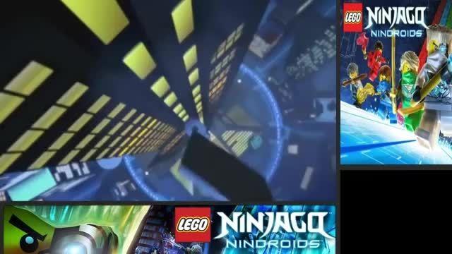 گیم پلی بازی لگو نینجاگو ربات های نینجا-پارت1