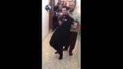 شفای معلول کویتی در اربعین حسینی