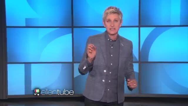 Lizard in the House - Ellen Show - Eng Sub