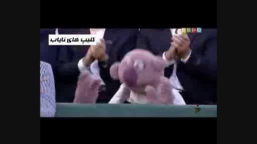 ویدئوی شعر اختصاصی جناب خان برای عادل پور