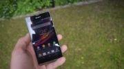 مقایسه کیفیت تصویر گوشی xperia sp  با دیگر رقبا