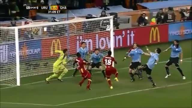 برترین لحظات دراماتیک تاریخ فوتبال