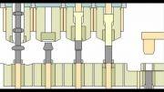 نحوه ساخت پیچ(رول بولت خلیج فارس)