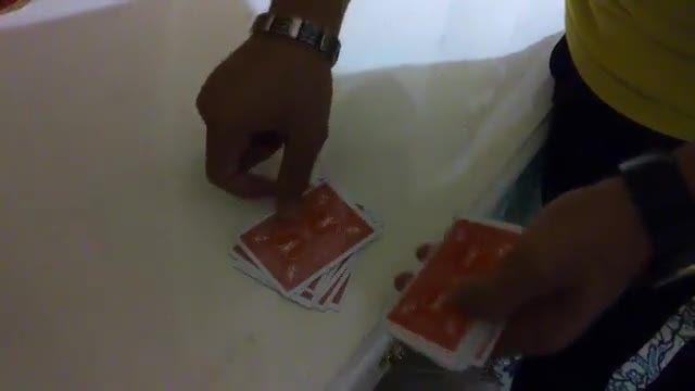 شعبده بازی با کارت،کارت منتال