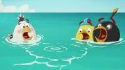 انیمیشن پرندگان خشمگین فصل دوم قسمت 5