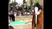 وصیت امام حسین با زینب از مرحوم مشایخی و مرحوم احمد بل بل - سال 1376