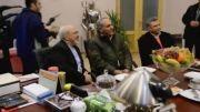 بازدید جناب آقای دکتر ظریف، وزیر امور خارجه از لوکیشن سریال
