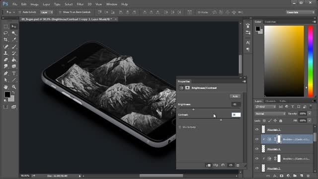 Creating Compelling Web Designs in Photoshop