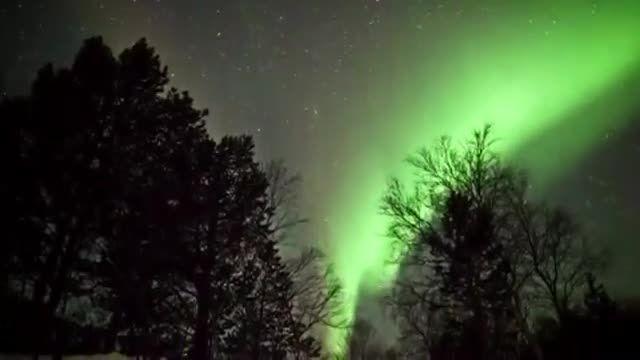 شفق زیبای قطبی-سری اول-