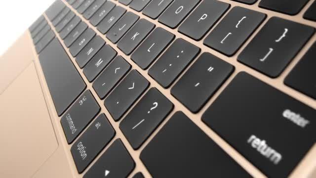 معرفی اپل مک بوک جدید