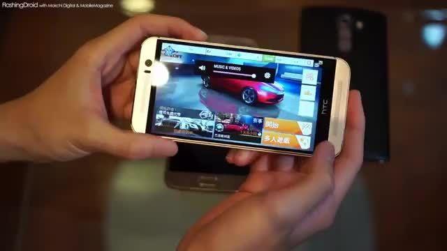 LG G4 vs One M9 vs Galaxy S6_Speaker
