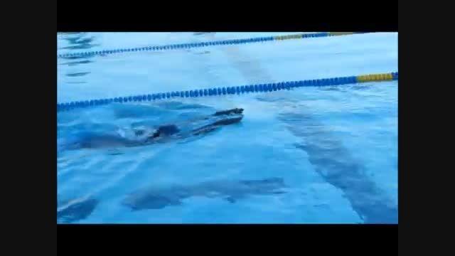 آموزش شنا برای مبتدیان مثل من و شما