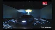 مشاهده بی ام و BMW M4 در نمایشگاه CES 2015