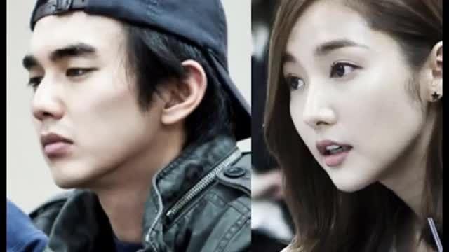یو سئونگ هو و پارک مین یانگ در جلسه فیلمنامه خوانی