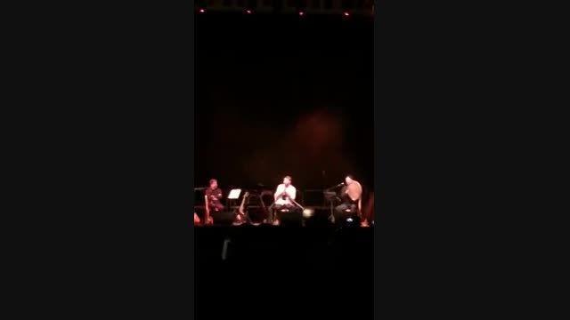 سامی یوسف-اجرای ترانه افغانی بیاکه بریم به مزار در لندن