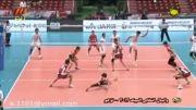 گلچین پاس های سعید معروف در تیم ملی والیبال