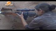 کابوسی به نام کرد برای گروهک تروریستی داعش