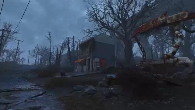 سینماتیک Fallout 4 از وب سایت Guard3d.com