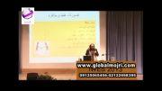 تدریس ستایش تاجیک درموردمذاکره در سمیناربین المللی فن بیان