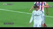 بازی رفت سوپرکاپ اسپانیا رئال مادرید1-اتلتیکومادرید1