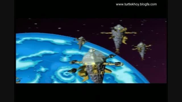 سریال لاکپشتهای نینجا (2003) فصل 3 قسمت 1 (دوبله)