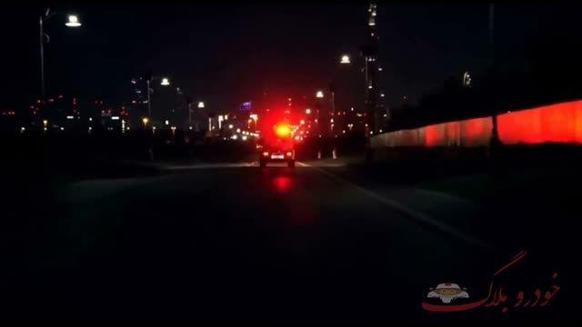 سوپر اسپرت 2 میلیون دلاری در ناوگان پلیس دبی