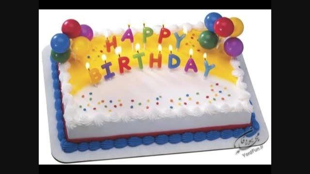تولدت مبارک داداش صادقم :)@};-