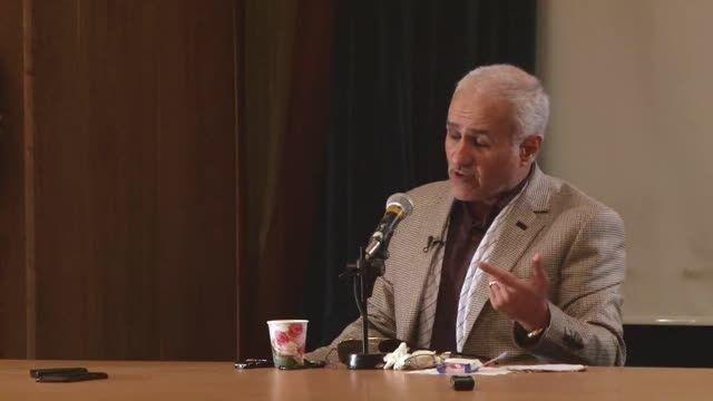 دیدار مشاور رییس جمهور با هنری کیسینجر  قسمت اول