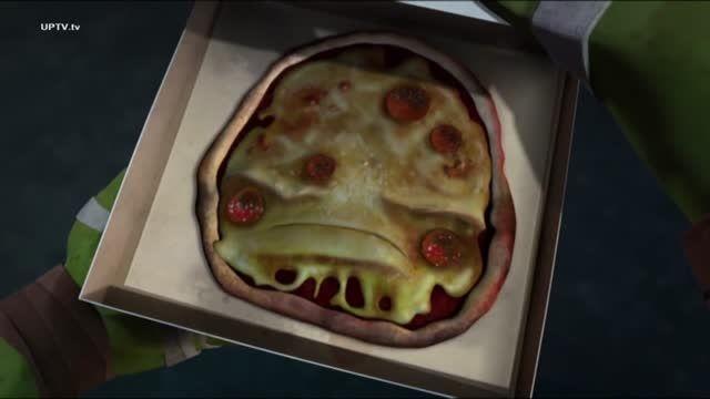 انیمیشن لاک پشت های نینجا کف پلنگی دوبله و کیفیت HD